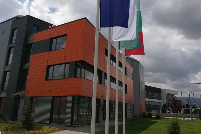PHOENIX Pharma new warehouse in Krivina